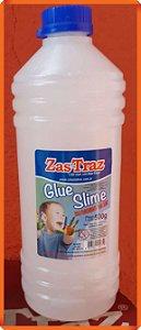 Cola Slime Zas Tras Transparente Glue Slime 500gr Parcela