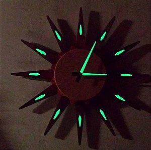 Kit 25ml Pre Mixed Luminosa Lumix para pintura de ponteiro de quadrante de relogio para brilhar no escuro.
