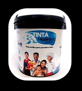 3,6lts Tinta Acrilica Antivirus Higiênica Anti Virus Sanitiza. Cor Branca. Corion Protect