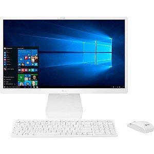 """Computador AIO 24V570, Processador Core i5, (7º geração) de 2.5ghz, Memória de 4gb, HD de 1tb, Tela de 24"""", Windows 10 - Lg CX 1 UN"""
