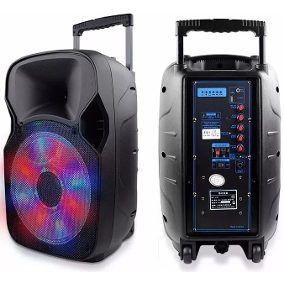 Caixa de Som Amplificadora Bluetooth Multifuncional Multilaser 150w - SP219