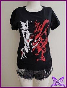 Camiseta Naruto kyuubi
