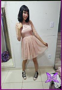 Vestido Fairy  (G forma pequena)