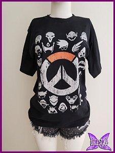 Camiseta Overwath