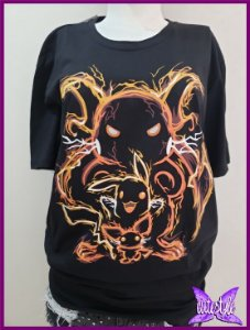 Camiseta Pikachu G
