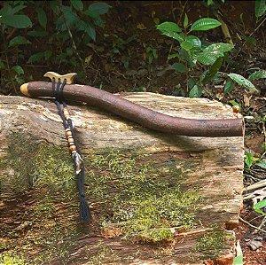 Flauta Estilo Nativa Americana Lá# 440 Hz