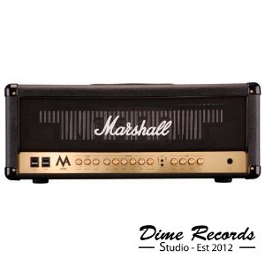 Cabeçote Marshall MA100H 100W Tube Guitar Amp Head - Seminovo com nota e Garantia