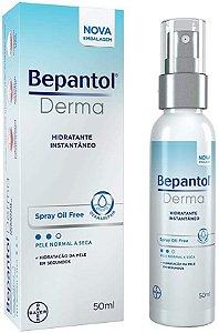 Bepantol Derma - Spray Hidratante Instantâneo 50 ml