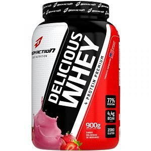 WHEY BODYACTION DELICIUS 900g