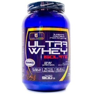 Innovation Suplements - ULTRA WHEY ISOLATE - 900g