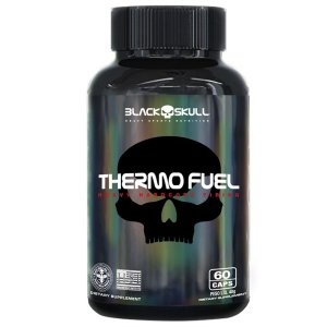 Black Skull - Thermo Fuel - 60 caps