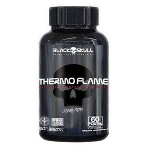 Black Skull - Thermo Flame - 60 caps