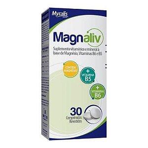 Magnaliv - 30 comprimidos
