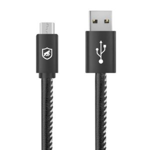CABO TURBO MILITAR - 1,5 M - TYPE C / TIPO C/ USB C - ORIGINAL