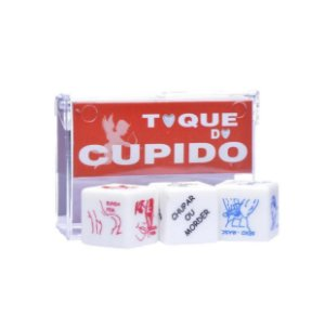 DADO TRIPLO TOQUE DO CÚPIDO