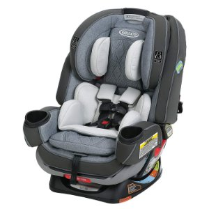 Graco 4ever Extend2Fit Platinum 4-in-1 Car Seat Hayden