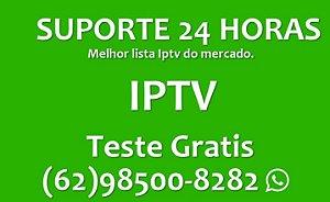 Teste Lista Iptv completa Valido por 2  horas  Automatizado