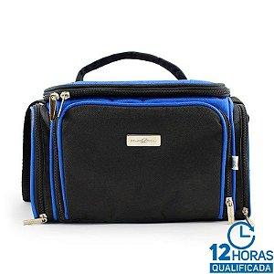 Bolsa para medicamentos Térmica | Utility Bag Azul 6 Litros + 2 Gelos Ice Foam GPT788