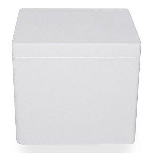 Caixa Térmica Parede Tripla feita em EPS Isopor® 46 Litros CX46