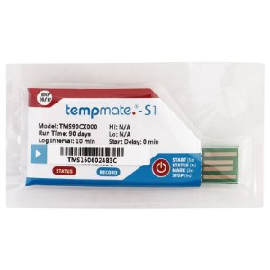 Datalogger Tempmate® S1 (2 Unidades) GPT2246