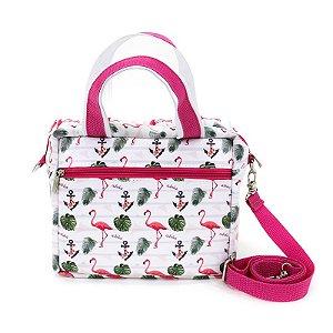 Bolsa Térmica Flamingos G - GPT2639