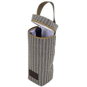 Bolsa para Vinhos e Espumantes Térmica Wood GPT2783