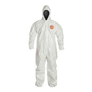Macacão DuPont™ Tychem® 4000 - Costura Termosselada SL127