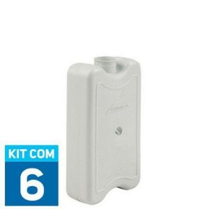 Gelo Gel Artificial Tech Gel 200ml | Kit com 6 unidades TG200
