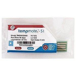 Datalogger Tempmate.®-S1 GPT2246 - 01 Unidade