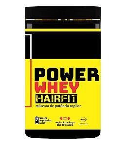 Whey Power Capilar, Força E Brilho Sem Igual - 1kg