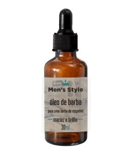 Óleo Para Barba Cosmetic Men - 30ml