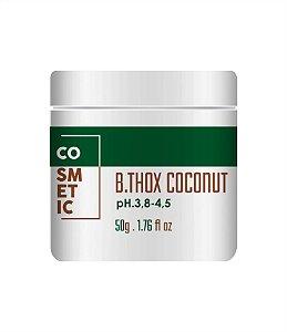 Amostra Botox Capilar De côco, Cabelo Sem Frizz, Hidratado e Nutrido - 50gr
