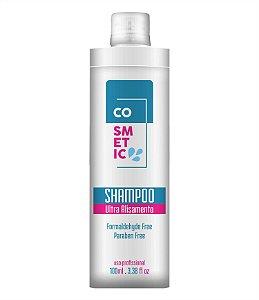 Amostra Shampoo Alisante Sem Formol, Cabelo Liso Em Casa - 100ml