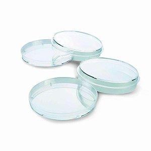 Placa de Petri para Cultivo Celular de 53mm, Estéril, pacote 14 unidades, mod.: 93060 (TPP)