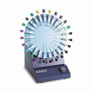 Agitador Basic Rotor, velocidade entre 6 e 32 RPM, 110V, mod.: K45-3210 (Kasvi)