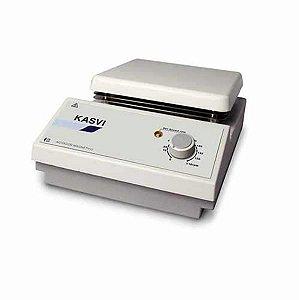 Agitador Magnético sem aquecimento, 100-1500rpm, 5 litros, 50/60 HZ, 110 V, mod.: K40-1810 (Kasvi)