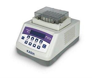 Banho seco com agitação (Thermo Shaker), sem bloco, 110 V, mod.: K80-100 (KASVI)