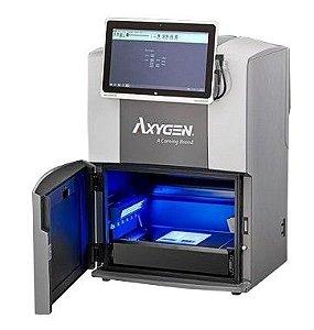 Sistema de Fotodocumentação de géis, luz azul, 5,4MP, tamanho de gel 15 x 20 cm, mod.: GDBL-1000 (Axygen)