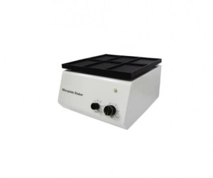 Agitador Analógico para 6 microplacas, velocidade entre 700 e 2200 RPM, 220V, mod.: AGMIC6-220V (Shaker)