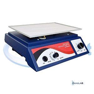 Agitador Analógico VDRL ou Tipo Kline, velocidade entre 0 e 210 RPM, 220V, mod.: KLA-210-220V (Warmnest)