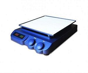 Agitador Digital VDRL ou tipo Kline, velocidade entre 0 e 350 RPM, bivolt, mod.: KLD-350 (Warmnest)