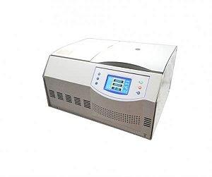 Centrífuga digital refrigerada multirotores, 16000 RPM, bivolt, mod.: DTR-16000 (Daiki)