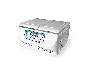 Centrífuga digital refrigerada multirotores, 20000 RPM, bivolt, mod.: DTR-20000 (Daiki)