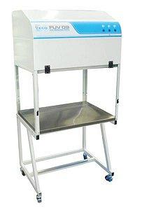 Cabine de fluxo unidirecional (laminar) vertical, FUV 06, mod.: 1EAC0326 (VECO)