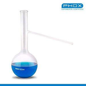 Balão Destilação de 500 mL, unidade, mod.: 1131-500 (Phox)