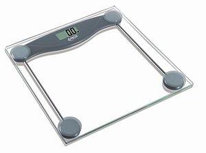 Balança Digital para Uso Pessoal, com Plataforma de Vidro, mod.: BALGL10 (G-Tech)