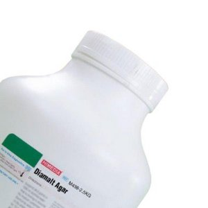 Agar Diamalt, Frasco com 500 gramas, mod.: M438-500G (Himedia)