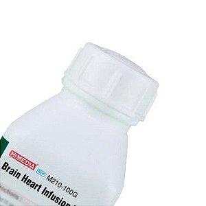 Caldo BHI (BHI Broth/Caldo Infusão de Cérebro e Coração), Frasco com 100 gramas, mod.: M210-100G (Himedia)