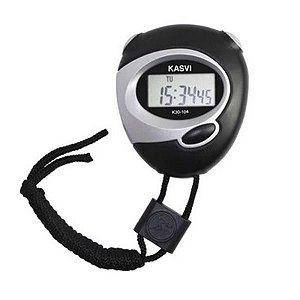 Cronômetro Digital, com Alça, mod.: K30-104 (Kasvi)