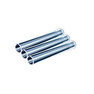 Tubo de Ensaio 12x75mm, em Poliestireno Cristal, Capacidade de 5 mL, não estéril, Pacote com 500 unidades, mod.: NLD100 (Neoplast)